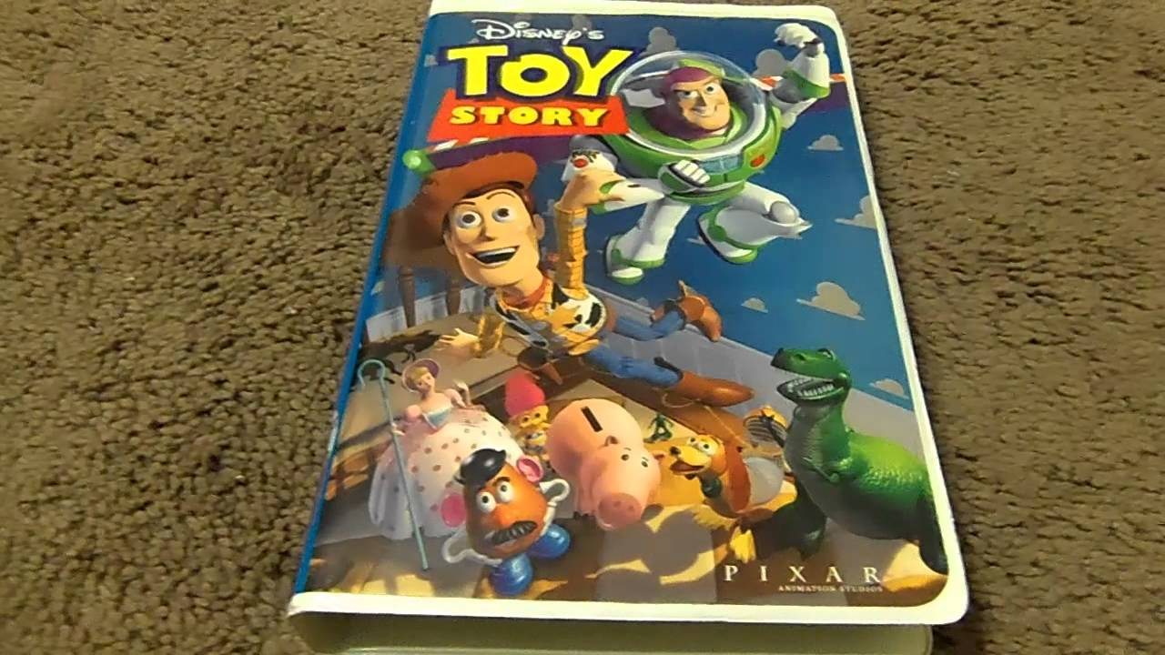 Toy Story Vhs Review Youtube