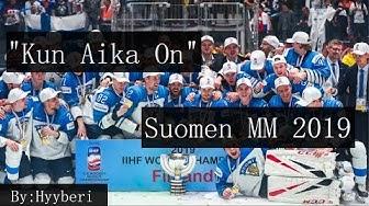 """""""Kun Aika On"""" - Suomi MM 2019"""