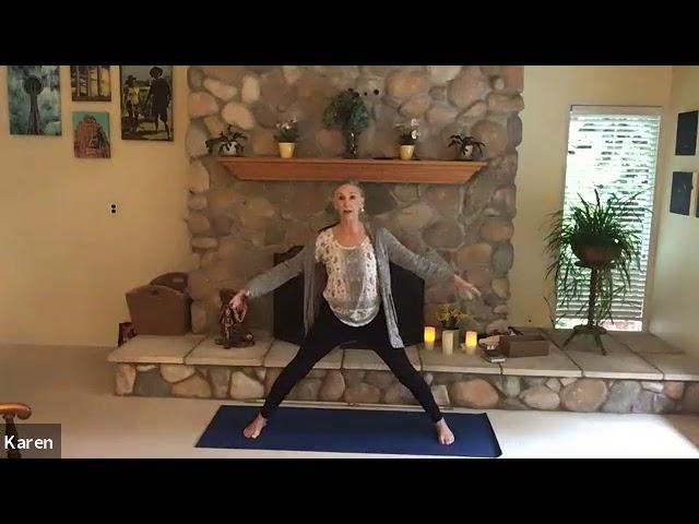SJCCtv: Hatha Yoga with Karen (Oct. 5)