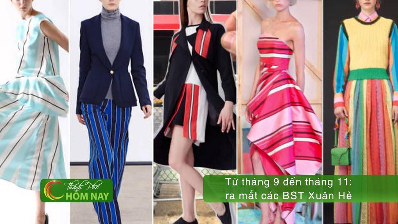 Các tuần lễ thời trang lớn trong năm – Thành Phố Hôm Nay [HTV9 – 05.09.2014]