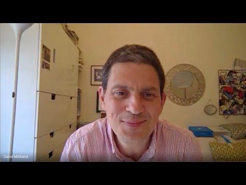 X Talks | David Miliband