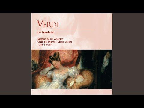 La Traviata - Opera In Three Acts (1992 Remastered Version) , Act I: Dell'invito Trascorsa è...