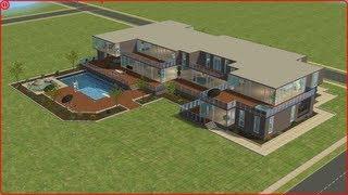 Die Sims 2 - Villa Steinkamp