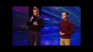 BRITAIN'S GOT TALENT 2013 - RICHARD & ADAM (CLASSICAL SINGERS)
