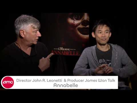 James Wan and John R Leonetti Chat Annabelle With AMC Mp3
