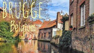 The Venice of the North | #Brugge, #Belgium | UNESCO Heritage