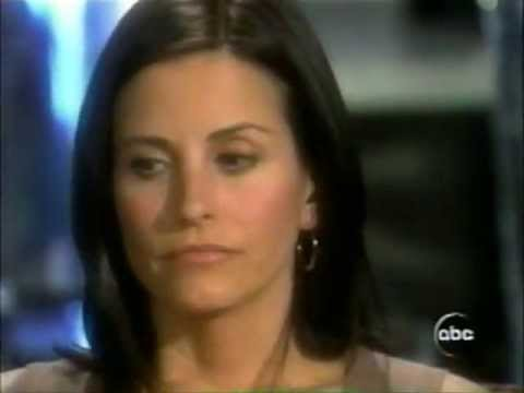 FRIENDS Interview with Matt LeBlanc and Courteney Cox