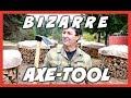 Testing The Bizarre Russian AXE TOOL