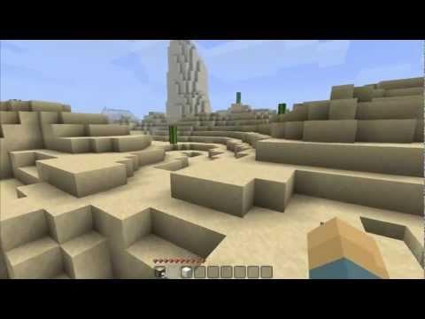 Minecraft: Desert Oasis Survival - Part 1