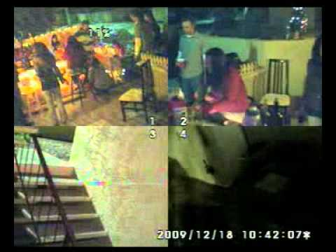 Apartment Security Cameras 2009