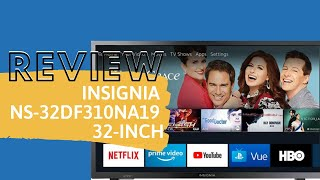Review Insignia NS 32DF310NA19 32 inch Smart HD TV 2020 - Insignia Fire TV Edition 2020