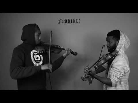 SAVAGE VIOLINIST GO CRAZY TO TRAVIS SCOTT, DRAKE AND RIHANNA SONGS - The B.R.I.D.G.E