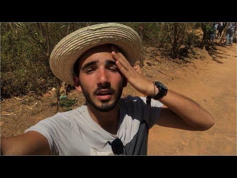 CUBA, ASÍ ES LA VIDA EN EL CAMPO | Valle de Viñales - Camallerys Vlogs