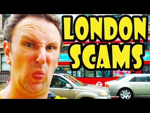 10 Worst Tourist Scams in London