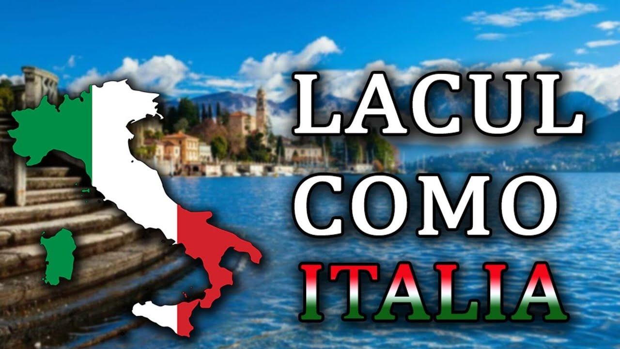 Calatorim cu trenul spre Lacul Como !