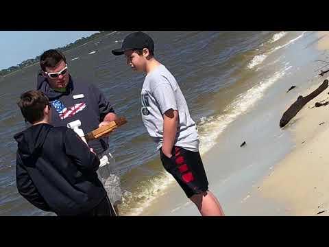Locust Fork Elementary School Gifted-Marine Science Adventures 2018