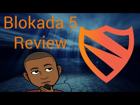 UPDATED Blokada 5 for Android The Best, Free Adblocker