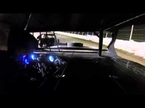 Humboldt Speedway USRA B-mod Feature Riley Whitworth R63 Win