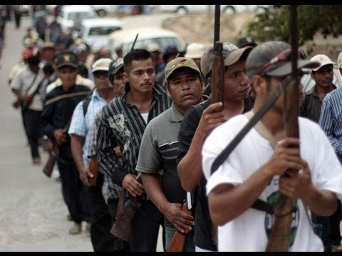 The Stream - Mexico's militia movement