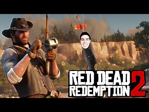 Reaccionando NUEVO GAMEPLAY Red Dead Redemption 2