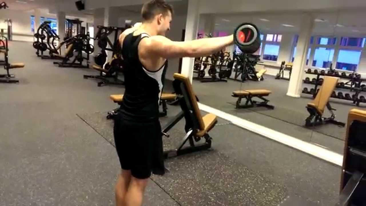 Training im Transformers Gym - YouTube