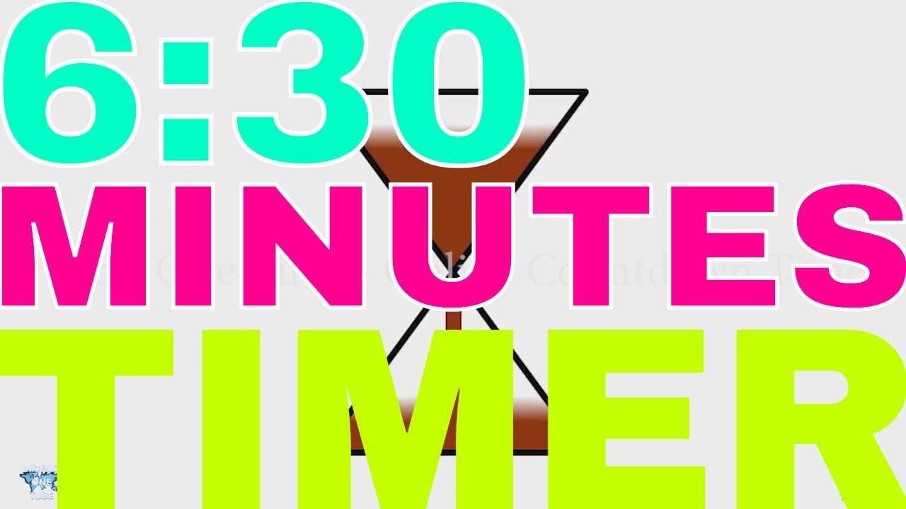 Sand Timer 630 Minutes