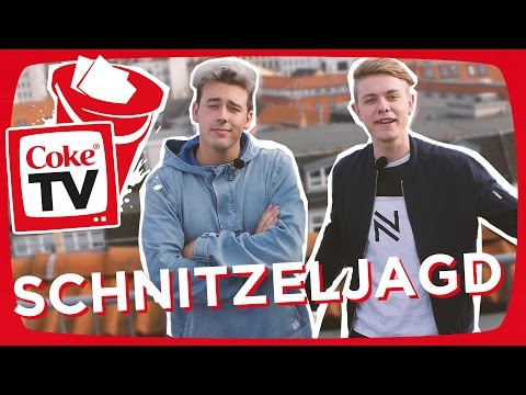 CokeTV Bucketlist! Mit Jonas und CrispyRob durch Berlin   #CokeTVBucketlist