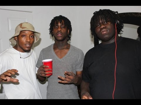 [Uncut Footage] CTC CRAZY DUWOP & CHIEF KEEF IN NYC FOR THE FIRST TIME *****FREE SOSA*****
