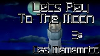 Lets Play - To The Moon #3 - Das Memento