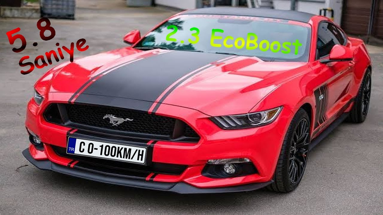 Ford Mustang 2.3 Ecoboost Hp