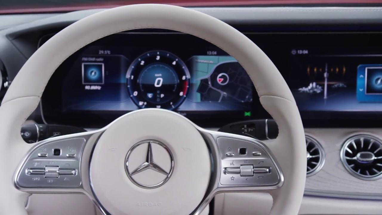 2019 Mercedes Benz Cls450 Youtube