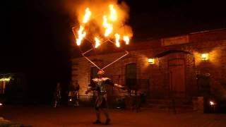 Белорусский огненный цирк. Лучшее огненное шоу (фаершоу, фаер шоу) РБ.