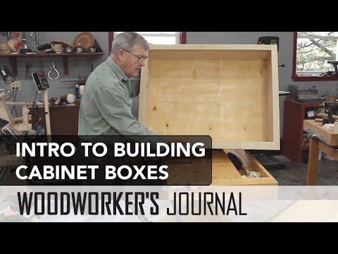 Introduction to Building Cabinet Boxes