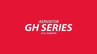 Farmtech GH Series Aervator