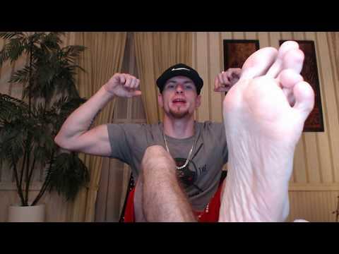 Master Feet Making You Weak