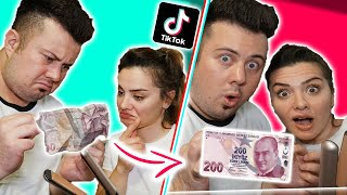 We tried TikTok LIFE Tricks! # 3