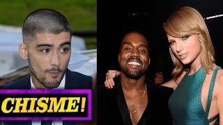 Zayn Porno, Taylor No Puede Demandar a Kanye!?