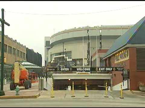 RCA Dome demolition