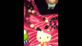 NEW Hello Kitty, Barbie & Bling Jewelry!! Plus Fun Ideas to display your Jewelry Thumbnail