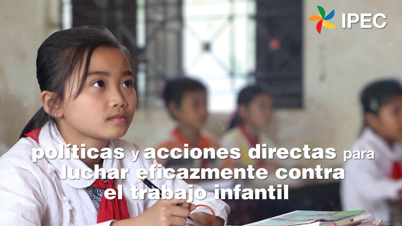 Día Mundial Contra El Trabajo Infantil 2019 Los Niños No