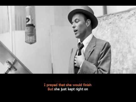 Frank Sinatra – Killing Me Softly