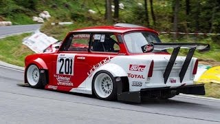 270Hp/9.000Rpm Trabant // BergCup Monster