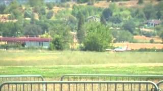 presentazione Czech PS28/Sportcruiser aviosuperficie Leonardi 09-07-2012
