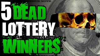 5 People Who DIED After Winning the Lottery | SERIOUSLY STRANGE #76