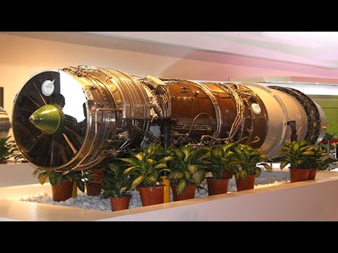 Documentary for how china designed developed aerospace engine KUNLUN 記錄中國昆侖航空航天發動機研發之路
