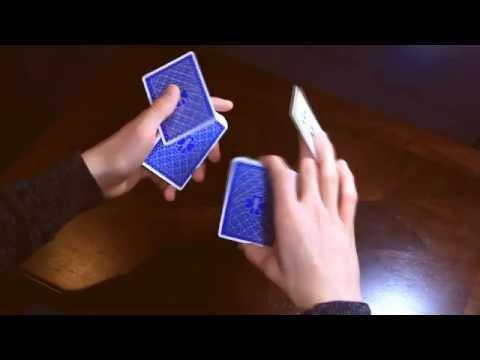 Aphex // Card Flourish Tutorial