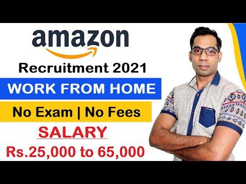 Amazon Recruitment 2021   Amazon Vacancy 2021   Govt Jobs   Sarkari Naukari