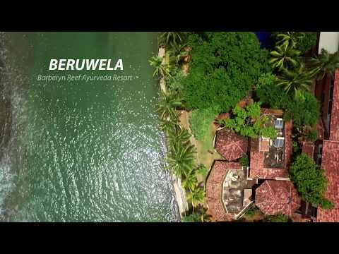 Barberyn Reef Ayurveda Resort - Beruwela, Sri Lanka