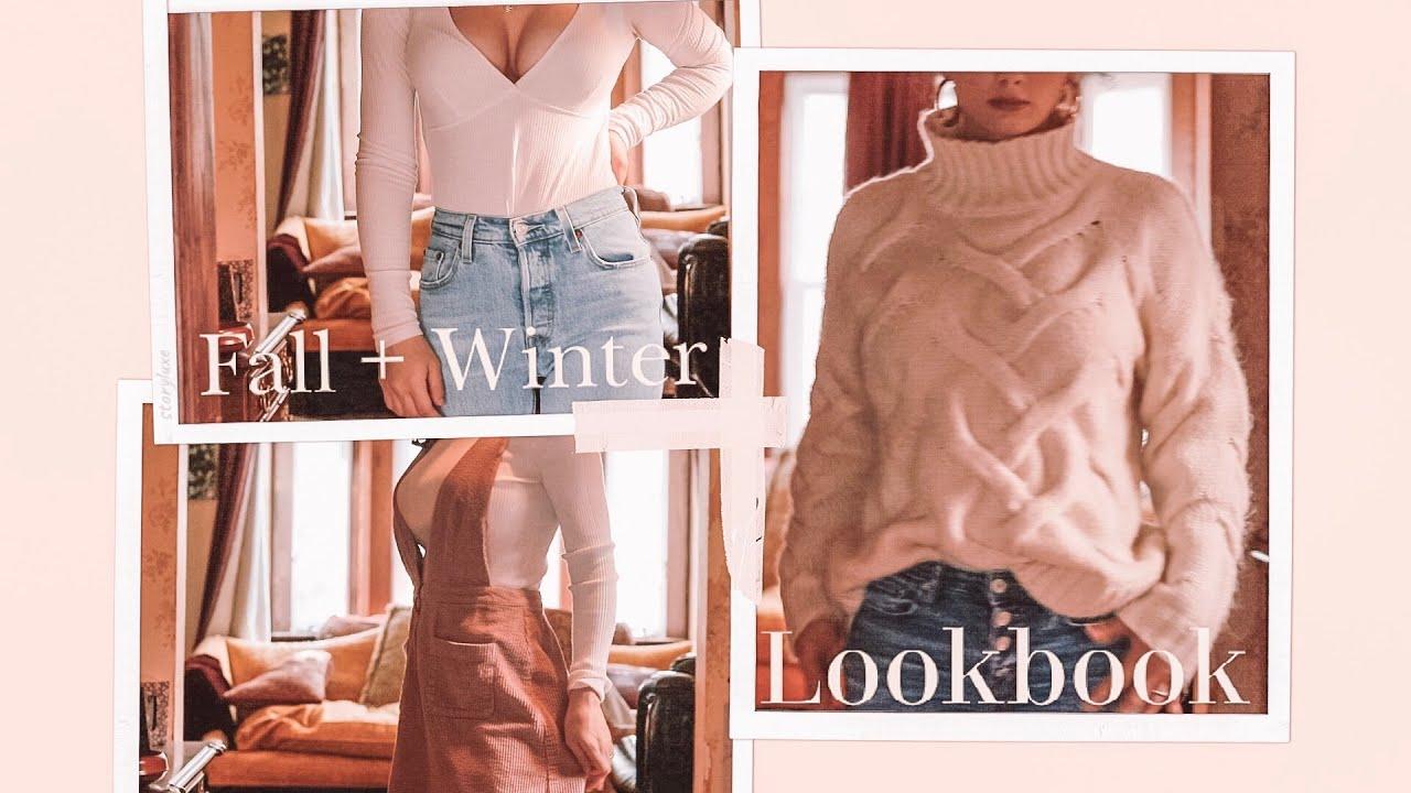 [VIDEO] - Cute But Useless Fall/Winter Lookbook :) 2