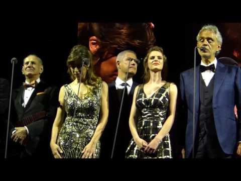 Andrea bocelli and katharine mcphee somos novios doovi How to say goodbye in romanian
